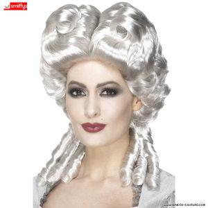 Parrucca MARIA ANTONIETTA - Bianca