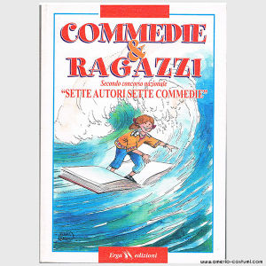 AA.VV. - COMMEDIE & RAGAZZI - ERGA EDIZIONI