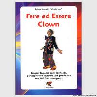FABIO BARCELLA - FARE ED ESSERE CLOWN - TROLL LIBRI
