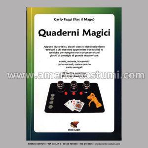 FAGGI CARLO - QUADERNI MAGICI - TROLL ED.