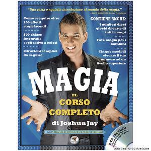 JAY JOSHUA - MAGIA IL CORSO COMPLETO - TROLL ED.