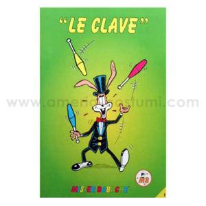 Mr. BABACHE - LE CLAVE - JONGLERIE DIFFUSION