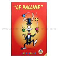Mr. BABACHE - LE PALLINE - JONGLERIE DIFFUSION