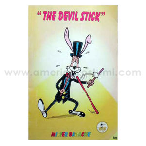 Mr. BABACHE - THE DEVIL STICKS - JONGLERIE DIFFUSION