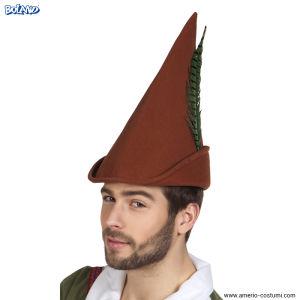 Cappello ROBIN marrone
