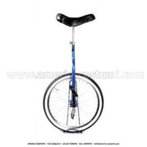 "Monocycle Standard - 19"" - Bleu"