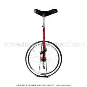 "Monocycle Standard - 19"" - Rouge"