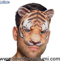 Maschera TIGRE facciale