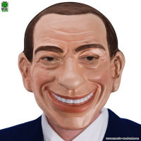 Maschera politico - SILVIO