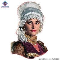 Parrucca VENEZIANA - Bianca