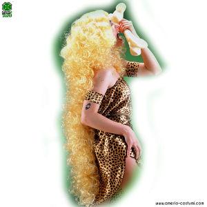 Parrucca SELVAGGIA - Bionda