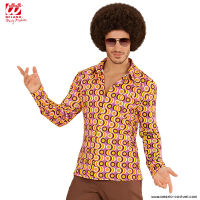 Camicia UOMO GROOVY 70's - SPIRAL