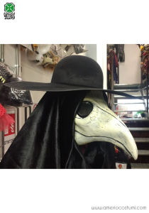 Cappello DR PESTE