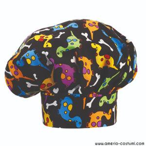 Cappello CUOCO - Dino