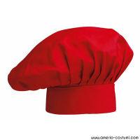 Cappello CUOCO - Rosso