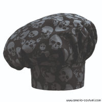 Cappello CUOCO - Skulls