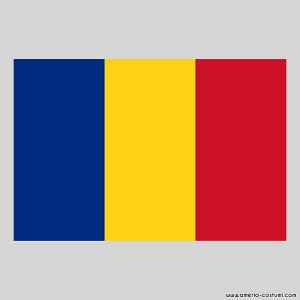 BANDIERA ROMANIA - 100x70 cm