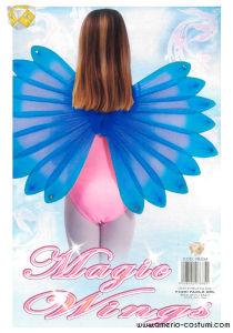 Ali farfalla - Blu