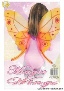 Ali farfalla - Gialla