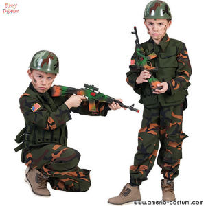 ARMY SPECIAL FORCES - Bambino