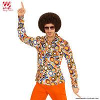 Camicia Uomo 70s - BUBBLES