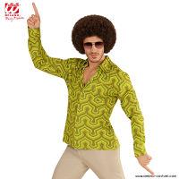Camicia Uomo 70s - WALLPAPER