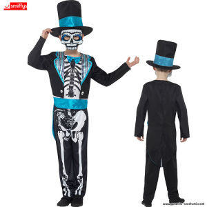 DAY OF THE DEAD Groom - Bambino