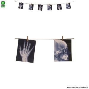 Addobbo FILZA FOTOGRAFIA - 160x16 cm