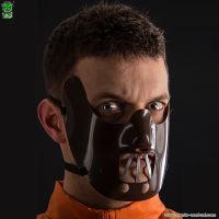 Maschera mezzo viso PRIGIONIERO