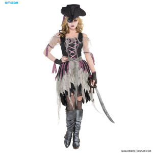 HAUNTED PIRATE WENCH