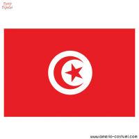 Bandiera TUNISIA - 90x150 cm