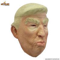 Maschera Politico - TRUMP POUT