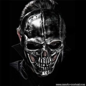 Maschera BAD STEAMPUNK
