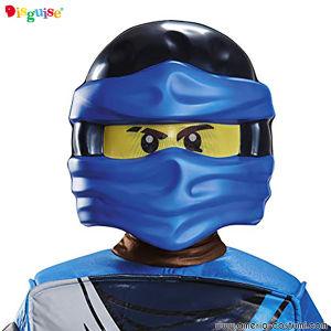 Maschera LEGO NINJAGO - JAY