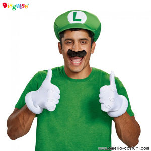 Set LUIGI - Adulto