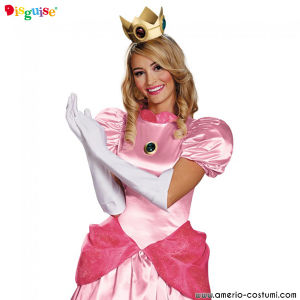 Set PRINCIPESSA PEACH - Adulto