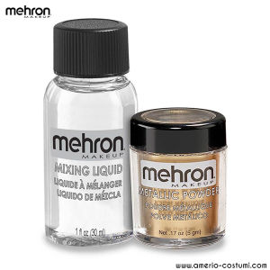 MEHRON - Kit Metallic Powder - Gold