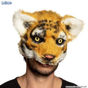 Maschera TIGRE in peuche