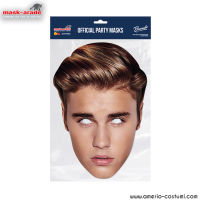 Maschera Celebrity - Justin Bieber Official