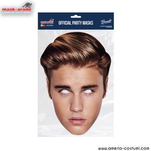 Maschera Celebrity - Justin Bieber Official