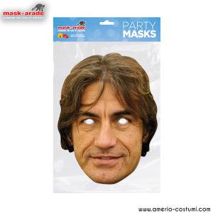 Maschera Celebrity - Luciano Ligabue