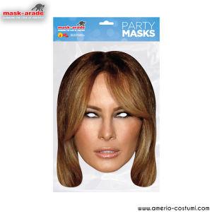 Maschera Celebrity - Melania Trump