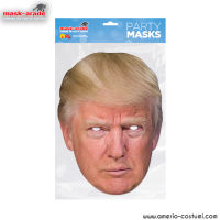 Maschera Celebrity - President Donald Trump