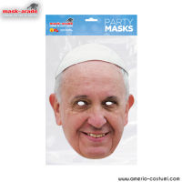 Maschera Celebrity - The Pope