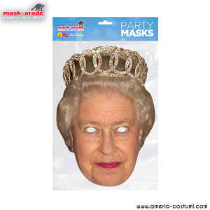 Maschera Celebrity - The Queen
