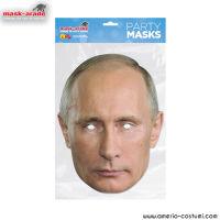 Maschera Celebrity - Vladimir Putin