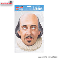 Maschera Celebrity - William Shakespeare