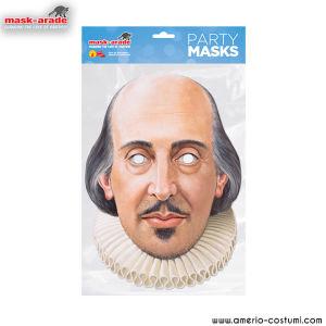 Maschera Celebrity - William Shakespeare
