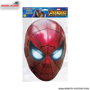 Maschera Movie - Iron Spider