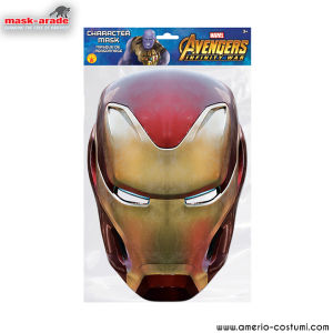 Maschera Movie - Ironman